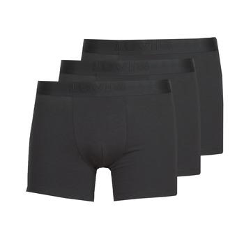 Ondergoed Heren Boxershorts Levi's PRENIUM BRIEF PACK X3 Zwart