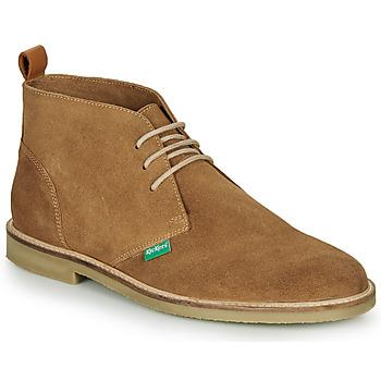 Schoenen Heren Laarzen Kickers TYL Beige