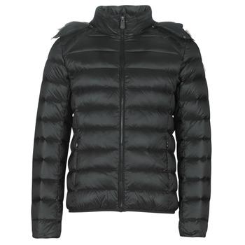 Textiel Heren Dons gevoerde jassen JOTT PRESTIGE Zwart