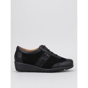 Schoenen Dames Lage sneakers Amanda  Zwart
