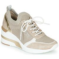Schoenen Dames Lage sneakers Mustang 1303303-4 Beige