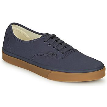 Schoenen Heren Lage sneakers Vans Authentic Marine