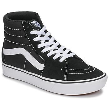 Schoenen Hoge sneakers Vans ComfyCush SK8-Hi Zwart / Wit