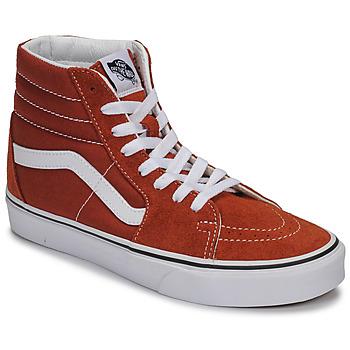 Schoenen Hoge sneakers Vans SK8-Hi Rouille