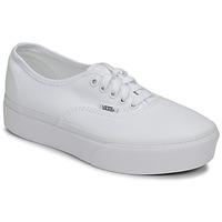 Schoenen Dames Lage sneakers Vans Authentic Platform 2.0 Wit