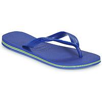 Schoenen Slippers Havaianas BRASIL Marine