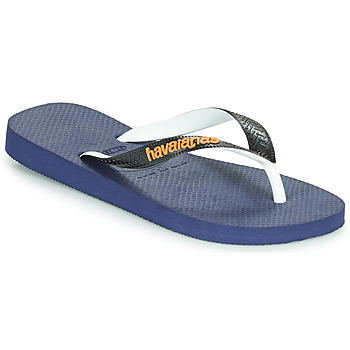 Schoenen Slippers Havaianas TOP MIX Marine / Zwart