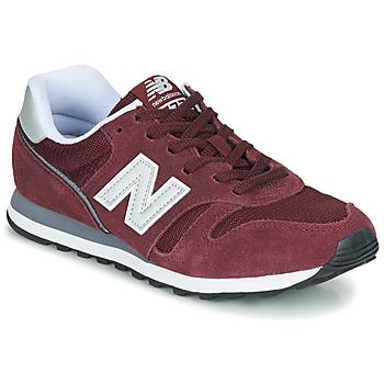 Schoenen Lage sneakers New Balance 373 Burgundy