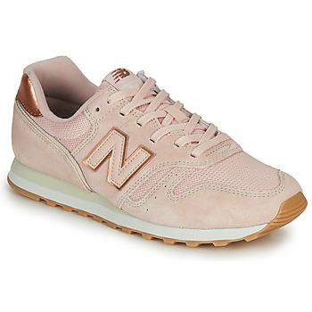 Schoenen Dames Lage sneakers New Balance 373 Roze