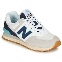Schoenen Lage sneakers New Balance 574 Grey / Navy