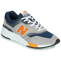 Schoenen Heren Lage sneakers New Balance CM997HEX Navy / Grey / Orange
