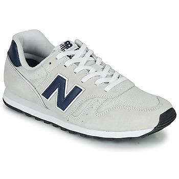 Schoenen Heren Lage sneakers New Balance 373 Beige / Marine