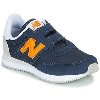 Schoenen Kinderen Lage sneakers New Balance 720 Navy / Geel