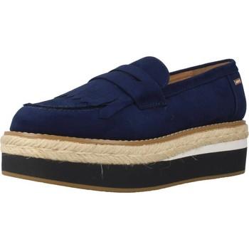 Schoenen Dames Espadrilles MTNG 51633M Blauw