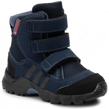 Schoenen Kinderen Snowboots adidas Originals CW Holtanna Snow CF Noir, Bleu marine