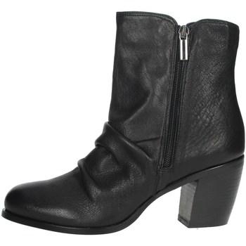 Schoenen Dames Laarzen Elena Del Chio 5803 Black