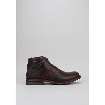 Schoenen Heren Laarzen Krack  Brown
