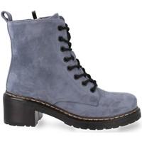 Schoenen Dames Laarzen Prisska MT06 Azul
