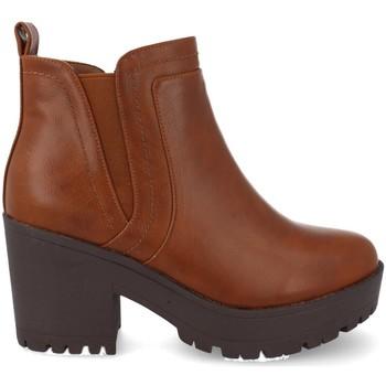 Schoenen Dames Low boots Prisska Y5651 Camel