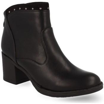 Schoenen Dames Enkellaarzen Prisska GW958 Negro