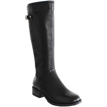 Schoenen Dames Hoge laarzen Prisska TY950 Negro