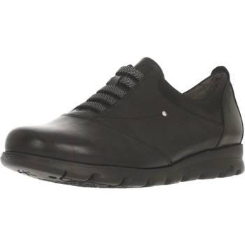 Schoenen Dames Derby Fluchos F0354 Zwart