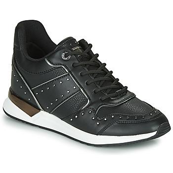 Schoenen Dames Lage sneakers Guess FL5REJ-ELE12-BLACK Zwart