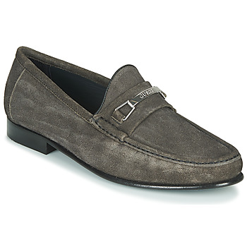 Schoenen Heren Mocassins Guess PADOVA Zwart