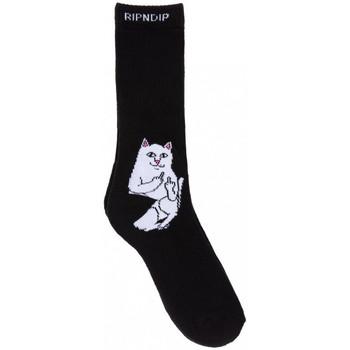 Accessoires Heren Sokken Ripndip Lord nermal socks Zwart
