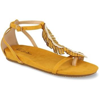 Schoenen Dames Sandalen / Open schoenen Festissimo C3829 Amarillo