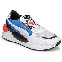Schoenen Heren Lage sneakers Puma RS 9.8 MERMAID Wit / Zwart / Blauw