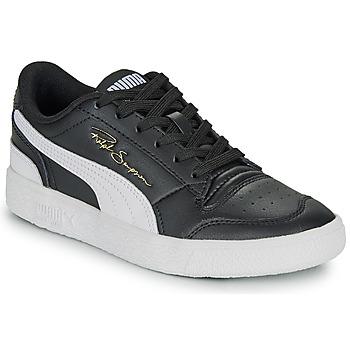 Schoenen Kinderen Lage sneakers Puma RALPH SAMPSON Zwart