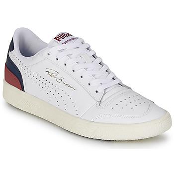 Schoenen Heren Lage sneakers Puma RALPH SAMPSON Wit / Marine / Bordeaux