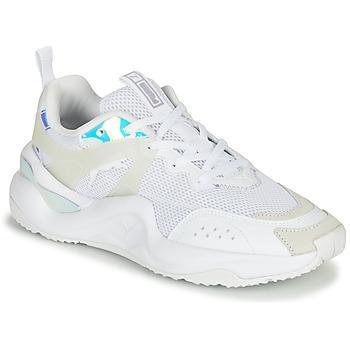 Schoenen Dames Lage sneakers Puma RISE Glow Wit