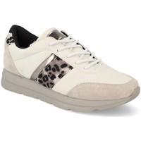 Schoenen Dames Lage sneakers Kylie K1940404 Beige