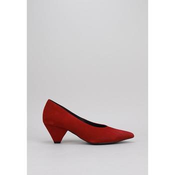 Schoenen Dames pumps Krack MARGARITTE Rood