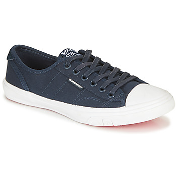 Schoenen Dames Lage sneakers Superdry LOW PRO SNEAKER Marine