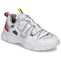 Schoenen Dames Lage sneakers Tommy Hilfiger CITY VOYAGER CHUNKY SNEAKER Wit