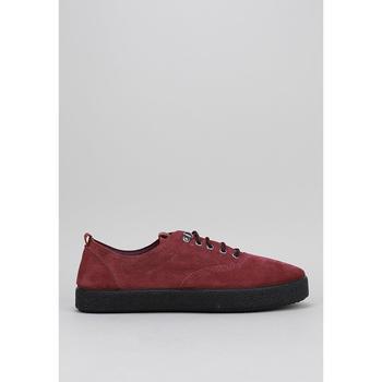 Schoenen Heren Lage sneakers Krack  Bordeaux