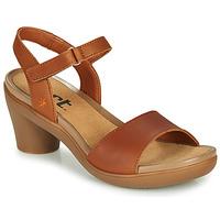 Schoenen Dames Sandalen / Open schoenen Art ALFAMA Brown