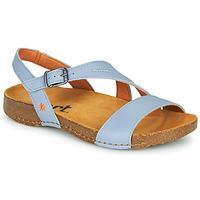 Schoenen Dames Sandalen / Open schoenen Art I BREATHE Blauw