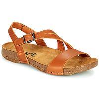 Schoenen Dames Sandalen / Open schoenen Art I BREATHE Brown