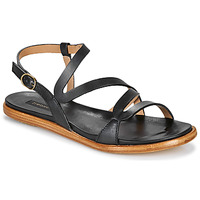 Schoenen Dames Sandalen / Open schoenen Neosens AURORA Zwart