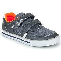 Schoenen Jongens Lage sneakers Chicco FREDERIC Blauw / Orange