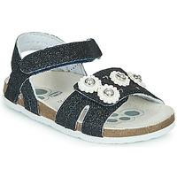 Schoenen Meisjes Sandalen / Open schoenen Chicco HELENA Marine
