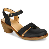 Schoenen Dames Sandalen / Open schoenen El Naturalista AQUA Zwart