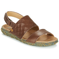 Schoenen Dames Sandalen / Open schoenen El Naturalista REDES Brown