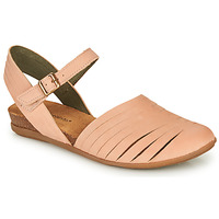 Schoenen Dames Sandalen / Open schoenen El Naturalista STELLA Roze