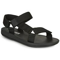 Schoenen Heren Sandalen / Open schoenen Camper Match  zwart