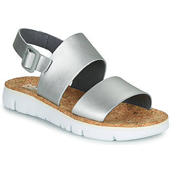 Schoenen Dames Sandalen / Open schoenen Camper Oruga Sandal Zilver